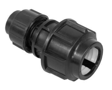 Reducing coupler hdpe 32mm x 25mm
