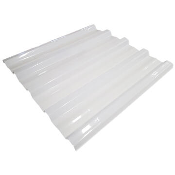 Polycarbonate Roof Sheet IBR 1.8m Opal
