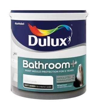 DA DLX BATHROOM+ SOFT SHEEN WHITE 2.5L
