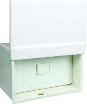 Waterproof stove isolator