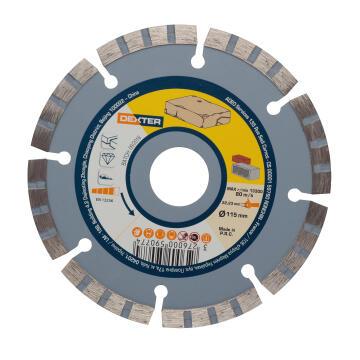 Diamond Disc Dexter Stone 115X22,2Mm