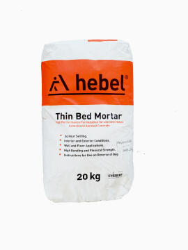AAC Mortar Mix 20kg HEBEL