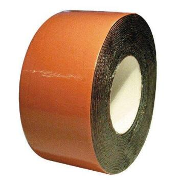 Waterproofing Tape 5m x 0.1m Terra Cotta AXTON