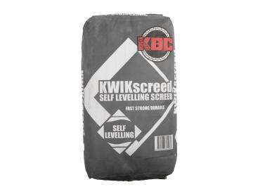 Screed Self Leveling 20kg Kwikscreed