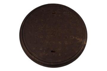 Manhole Round ROUND 550 Diameter Type4