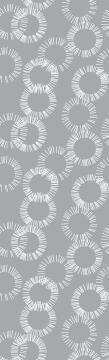 JAP PANEL SUN WHITE ARGT 45X260