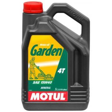 Garden 4T 15W40 5L