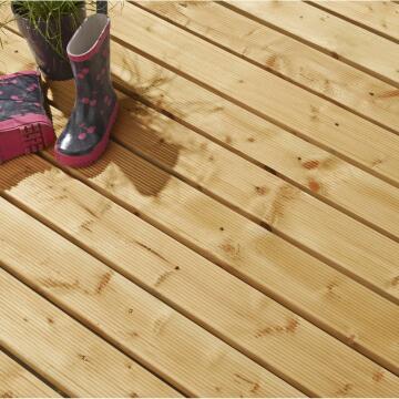 Decking Board Cl Iv 27X120X4000 Mm
