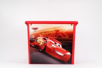 70L CLEARLY NEAT DISNEY CARS