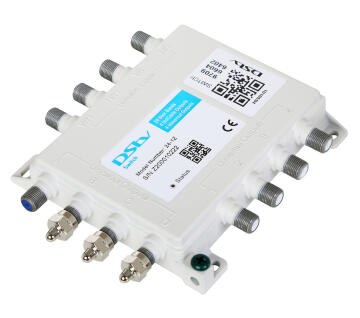 Switch for explora decoder