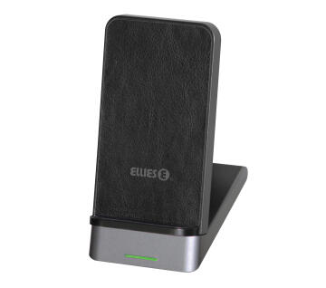 WIRELESS CHARGER 1MMICRO-USB CABLE BL