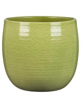 Pot Glazed Glazing Green Large