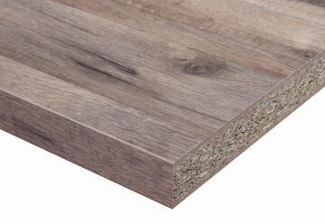 Kitchen worktop oak ash 315cm x 65cm x 5.8cm