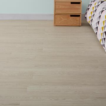 PVC Plank Adhesive Easy White Wood 0.08mm (2.23m2)