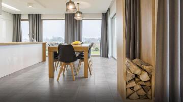Floor Tile Ceramic Cresta Grey 33x33cm (1.8m2)
