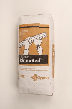 Drywall Plaster 20kg RHINOBED