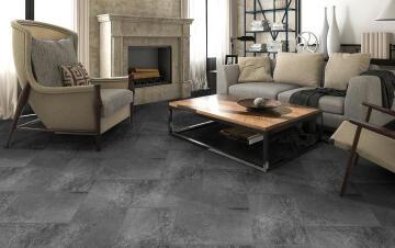 Floor Tile Ceramic Grayston 42x63.5cm (2.128m2)