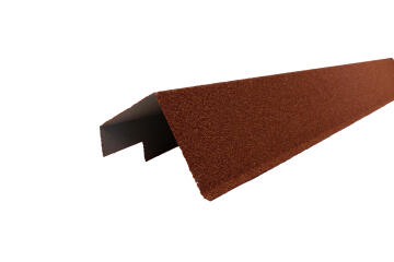 Barge Board Cover Right Handed Pepper METROTILE