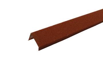 Barge Board Cover Standard Pepper METROTILE