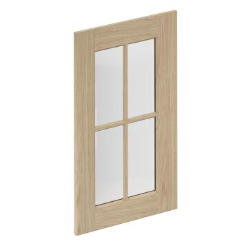 GLASS DOOR OAK PRAGUE L45XH77