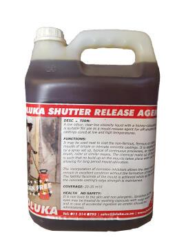 Shutter Oil 5lt