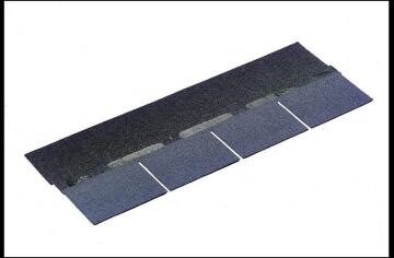 Bitumen Roof Shingle Slate Grey 3m2 BARDOLINE