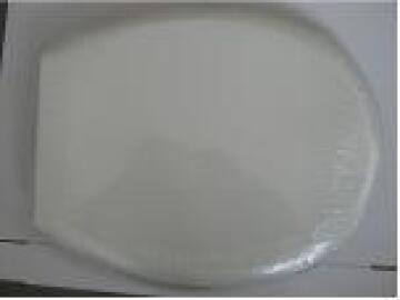 Toilet seat Duroplast Sensea Blanka white