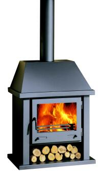 Mont Black Fireplace