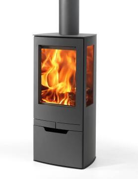 Zinc Ecodesign Fireplace