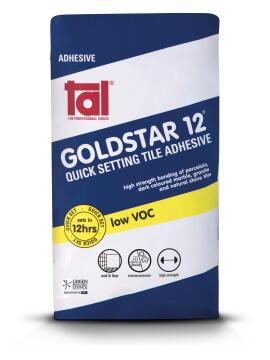 Tile Adhesive Goldstar 12 Tal 20Kg
