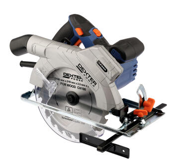 Circular Saw DEXTER POWER 1300W 190mm