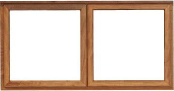 Window top hung wood 22/bs 2OSP 56x1128x584mm