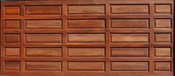 G.DOOR WOOD SEC MER TUSCAN STUDS DOUBLE