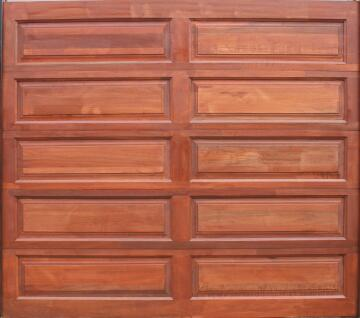 G.DOOR WOOD SEC MER 10 PANELS STD