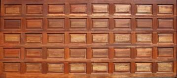 G.DOOR WOOD SEC MER 20 PANELS DOUBLE