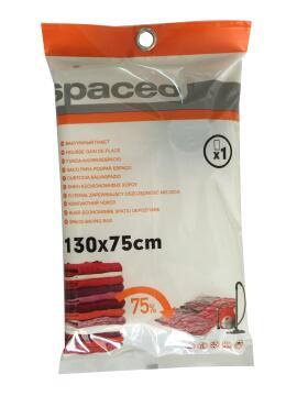 Hand compressing vacuum bag 130 x 75cm