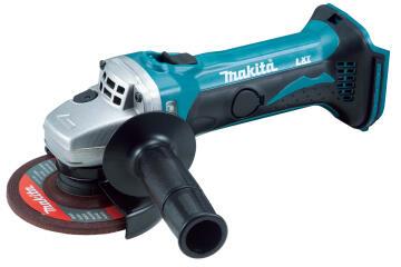 Grinder cordless MAKITA DGA452ZK 18V LXT 115mm