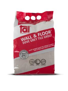 GROUT DOVE GREY TAL 5KG
