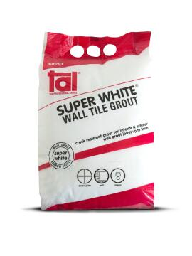 GROUT SUPER WHITE TAL 5KG