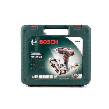 Impact drill cordlessl BOSCH PSB 1800 LI-2 2 bat Li 1.5Ah
