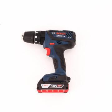 Impact drill cordless BOSCH Professional GSB 18-2-LI Plus 2 bat Li 2 Ah