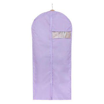 POLYESTER DRESS COVER 60X135CM LAVANDER