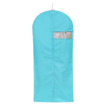 Polyester dress cover sky blue 60X135cm