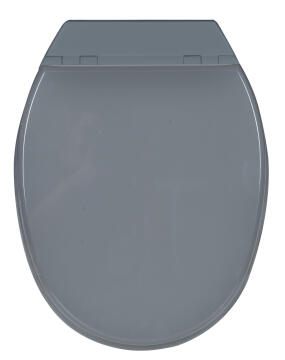Toilet seat mdf with soft close Sensea Bolero grey