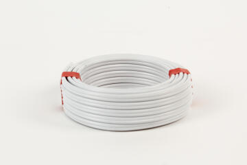 Flat twin and earth cable 3x1.5mm 10m