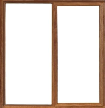 Window side hung wood WA2r 1O1F 56x1128x1487mm