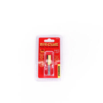 """ROUTER BIT STRAIGHT 1/2"""" (12.7MM)"""