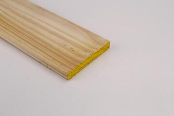 Wood Strip PAR (Planed-All-Round) Pine-22x144x1800