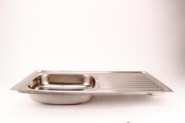 Kitchen sink 2sq bowl 1d d/i CAM ss 915cmx460cm SEB excl 40mm DC915/1