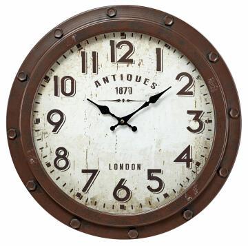 CLOCK ANTIQUE 47CM